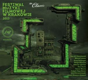 Festiwal Muzyki Filmowej w Krakowie 2013