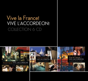 Vive la France! Vive l'Accordeon! Collection