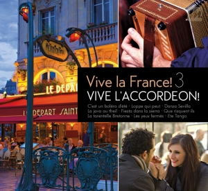 Vive la France! Vive l'Accordeon! 3