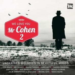 Loenard Cohen inspirujący
